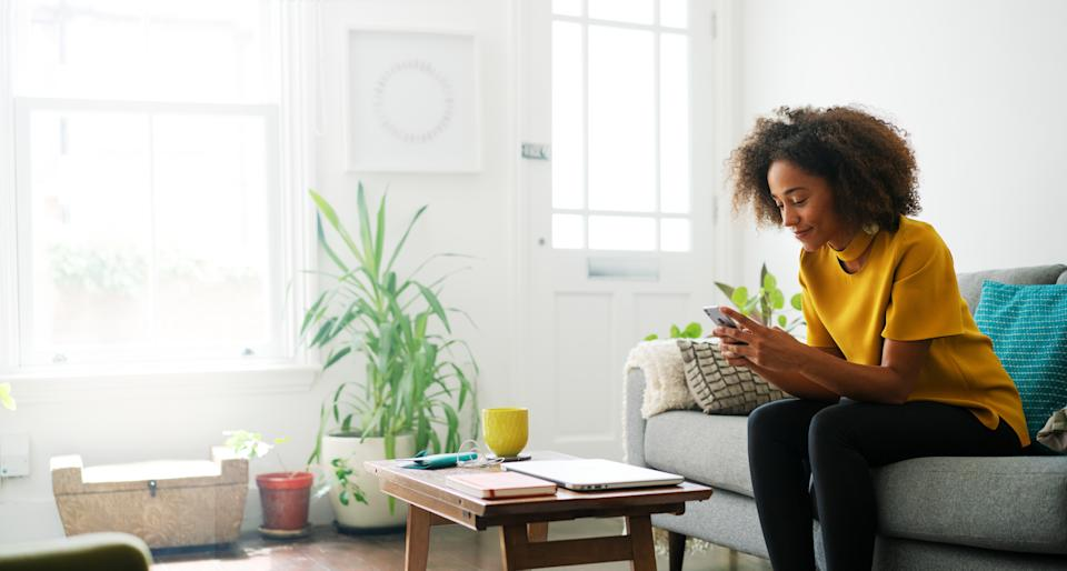 Working remotely, and avoiding commutes, traffic and various workplace micro-aggressions, has been a perk for some people in self-isolation. (Photo: Getty Images stock photo)