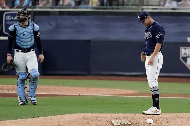 Fading Rays: Tampa Bay on brink of ALCS collapse vs Astros