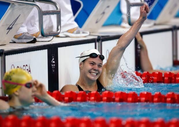 Stephanie Dixon won 19 Paralympic medals for Canada as a swimmer and will serve as chef de mission in Tokyo.