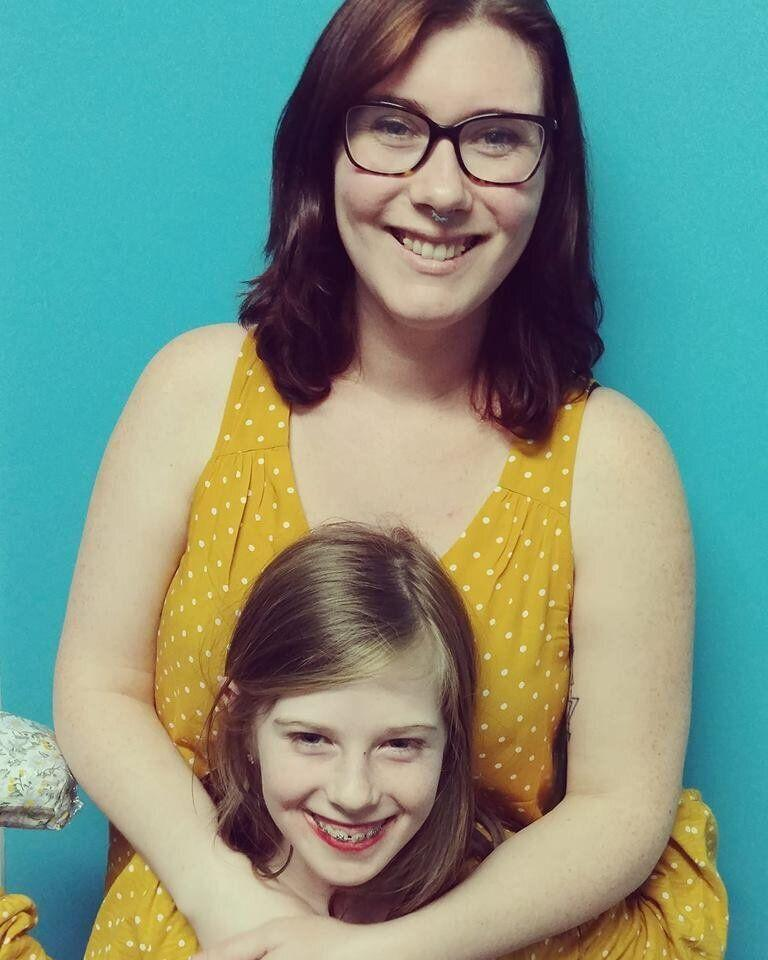 """""""Lacey and I were diagnosed with ADHD in 2018, and Lacey was officially diagnosed with autism in March 2019. (After Lacey's diagnosis, I also self-identify as being autistic.) After Lacey's diagnosis, we realized autism was an undiagnosed condition in multiple generations of my family on my mother's side. I am single mom to two beautifully wild children, and own a business helping families in the Kitchener-Waterloo area enjoy a well deserved break at my family-focused wellness centre,Knead a Break Kitchener. Our home is filled with love and hilariously beautiful chaos."""""""
