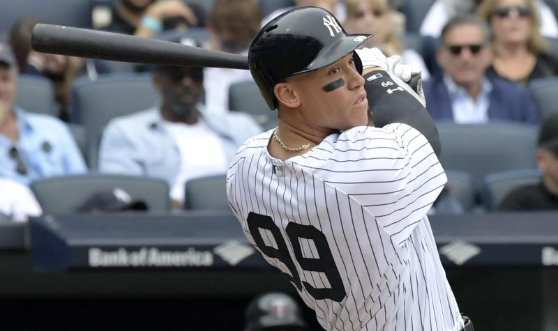 MLB's Aaron Judge, Pepsi ink sponsorship deal