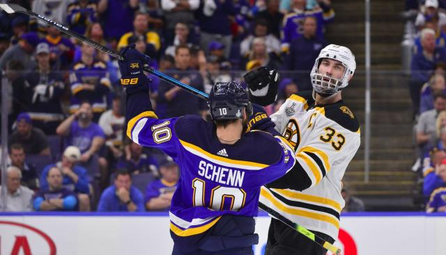 Does speed still kill in the NHL or have these playoffs shown us there is still a place in the game for hard-hitting teams?>
