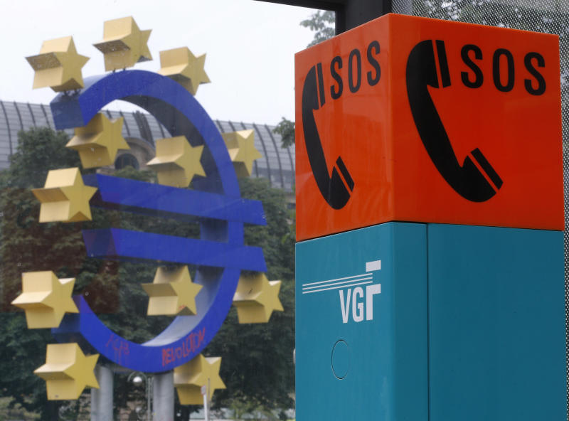 German court weighs legality of ECB crisis measure