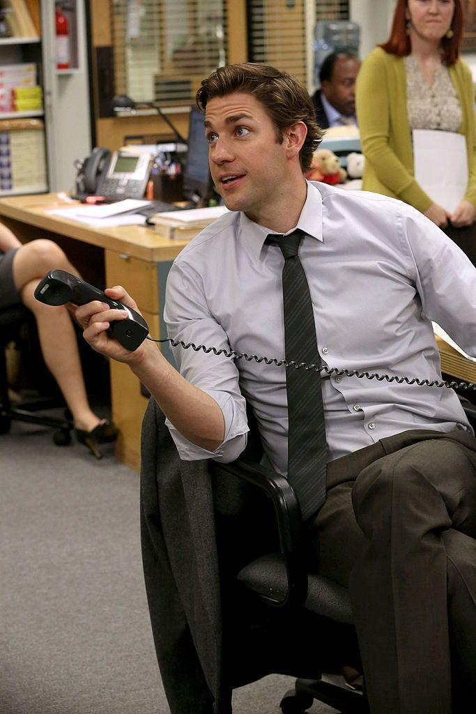 <p>John played Jim Halpert, a Dunder Mifflin sales rep who spent much of the early seasons trying to profess his love for Pam (who wasn't single at first). He also lived for tormenting Dwight and Michael. </p>