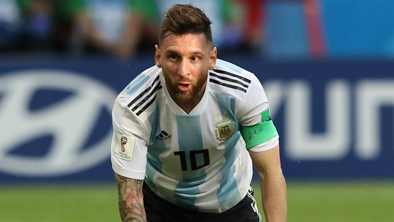 No Messi in Argentina squad as Simeone wins first call-up