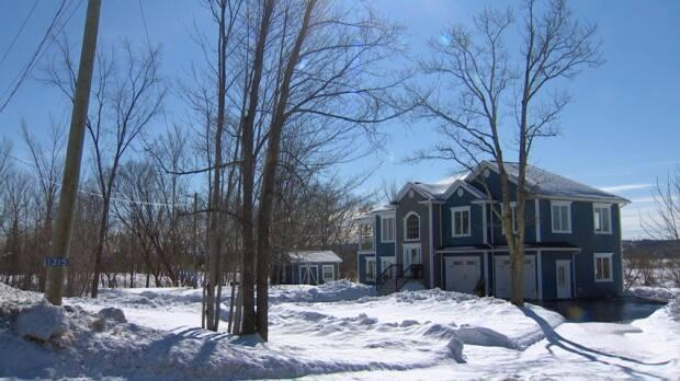 Rocky and Cassie Brawn listed the house on their property at 1315 Route 105 in Douglas for sale in 2015 and planned to build a retirement home on a subdivided eastern section of their lot, adjacent to Brent Suttie's property.