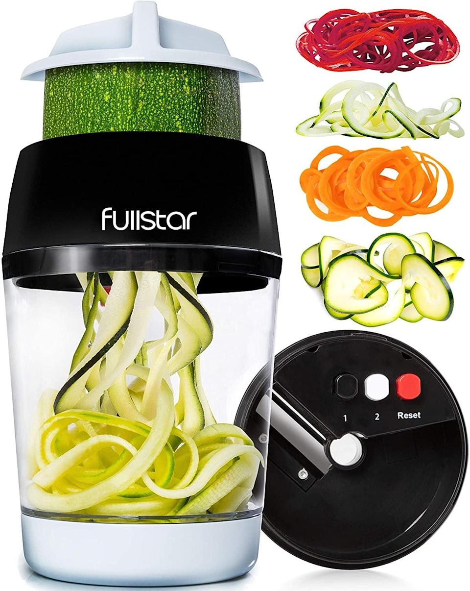 <p><span>Spiralizer Vegetable Slicer</span> ($7, originally $10)</p>