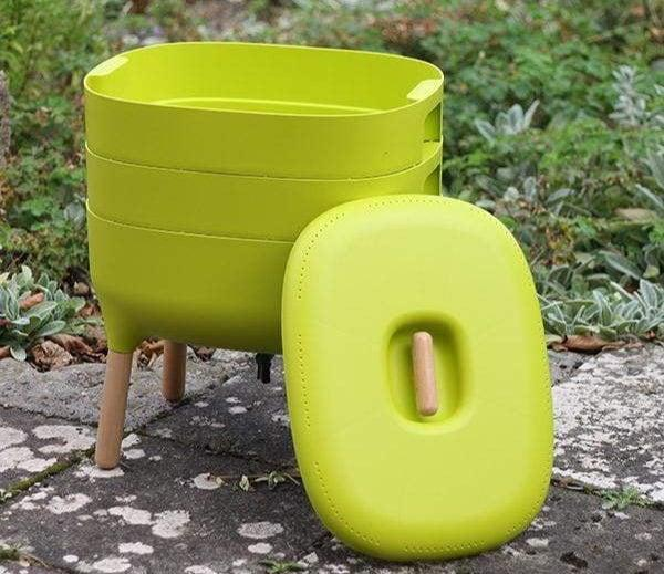 <p>Urbalive worm composter units cost from £135, at wigglywigglers.co.uk</p> (Wiggly Wigglers)