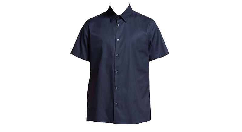Kin Short Sleeve Oxford Shirt