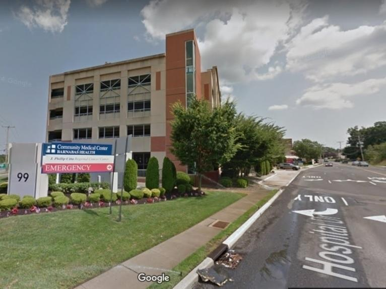 Community Medical Center in Toms River will allow some patient visitors under its easing roles.