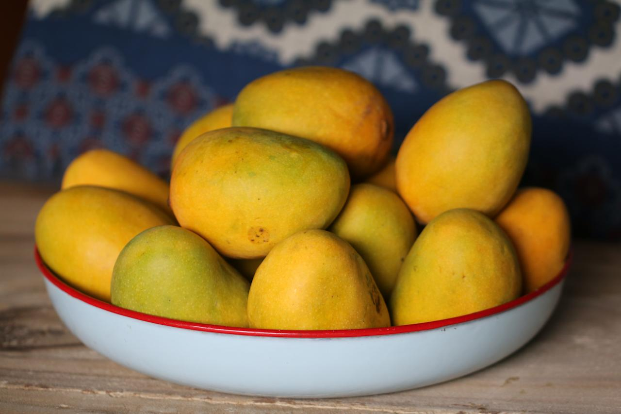 <p>Mangoes are a rich source of beta-carotene, an antioxidant that helps fight free radicals that cause heart diseases. <em>(Image by: HOTCHICKSING from Unsplash)</em> </p>