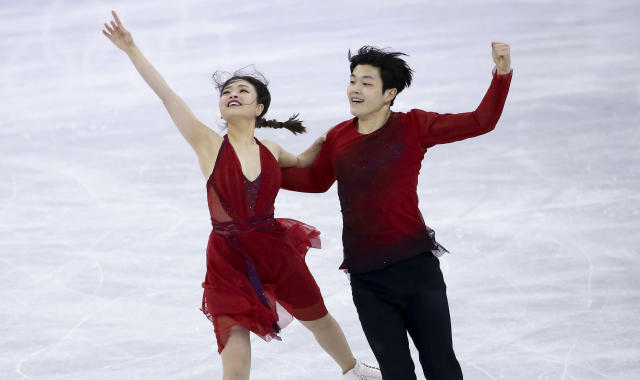 "<p><strong>THE GOOD</strong><br>The Shib-Sibs:<br>Maia Shibutani and Alex Shibutani of Team USA won bronze in the Figure Skating Ice Dance Free competition. The ""Shib Sibs"" managed to make the podium in an event in which romantic tension often pays off on the scoreboard, which they would not ever have. Their biggest achievement may not have even been winning the bronze medal in ice dancing, it was believing that they could. (Getty Images) </p>"