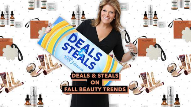 PHOTO: Deals and Steals on Fall Beauty Trends (ABC Photo Illustration)