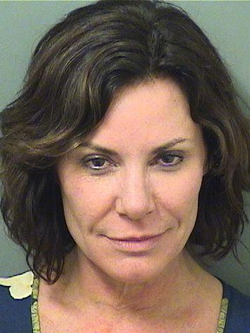 The 52-year-old reality star was taken to jail in the early morning hours on Sunday.