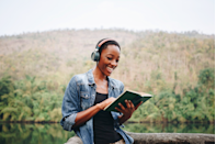 """<p>For a bookworm, there are few things more enjoyable than curling up and diving into <a href=""""https://www.prevention.com/life/g32767356/anti-racism-books/"""" rel=""""nofollow noopener"""" target=""""_blank"""" data-ylk=""""slk:a new read"""" class=""""link rapid-noclick-resp"""">a new read</a>. What's less enjoyable is falling into the occasional rut where choosing the next one feels daunting, and narrowing down a genre is hard. Sometimes horror feels too ominous, romance, too light, non-fiction, too dry or too dull. If you're a story lover, you know the fickle feeling, and the next time it arises, might we suggest turning to a topic that falls somewhere in between—one that everyone can relate to and find whimsy in. Category is (drumroll please!) <a href=""""https://www.prevention.com/health/mental-health/a36662899/nature-mental-health-benefits/"""" rel=""""nofollow noopener"""" target=""""_blank"""" data-ylk=""""slk:nature"""" class=""""link rapid-noclick-resp"""">nature</a>. </p><p>Rest assured that because a book qualifies as a nature read doesn't mean it'll teach you how to bird watch or survive <a href=""""https://www.prevention.com/life/g34885670/gifts-for-nature-lovers/"""" rel=""""nofollow noopener"""" target=""""_blank"""" data-ylk=""""slk:the great outdoors"""" class=""""link rapid-noclick-resp"""">the great outdoors</a>. It also doesn't have to be a science textbook. There are countless nature books that fall under various umbrellas, from fiction to adventure to fantasy, and when you retreat into a good one, a <a href=""""https://www.prevention.com/life/g32841029/best-nature-quotes/"""" rel=""""nofollow noopener"""" target=""""_blank"""" data-ylk=""""slk:new appreciation"""" class=""""link rapid-noclick-resp"""">new appreciation</a> for the topic sets in.</p><p>With that being said, if you don't already have a nature book collection, one certainly deserves some real estate in your personal library. Below, we've rounded up some of our favorites—including exciting new releases and timeless classics—that will either get your stash started or be great additions to the re"""
