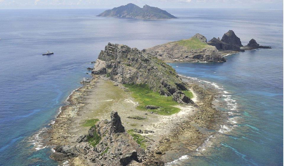 The disputed Diaoyu Islands have long been a source of tension between China and Japan. Photo: Kyodo