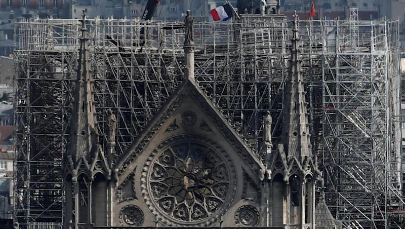 French billionaires donate to Notre-Dame, but who foots the bill?