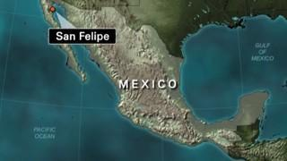 Tour Boat Sinks in Mexico