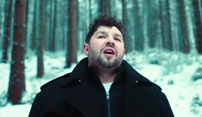 James Newman was the UK's Eurovision entrant for 2020. (Eurovision Song Contest. Youtube)
