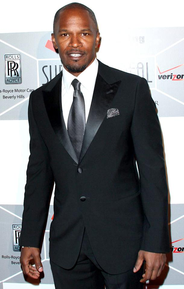 Jamie Foxx turns 44 on December 13.
