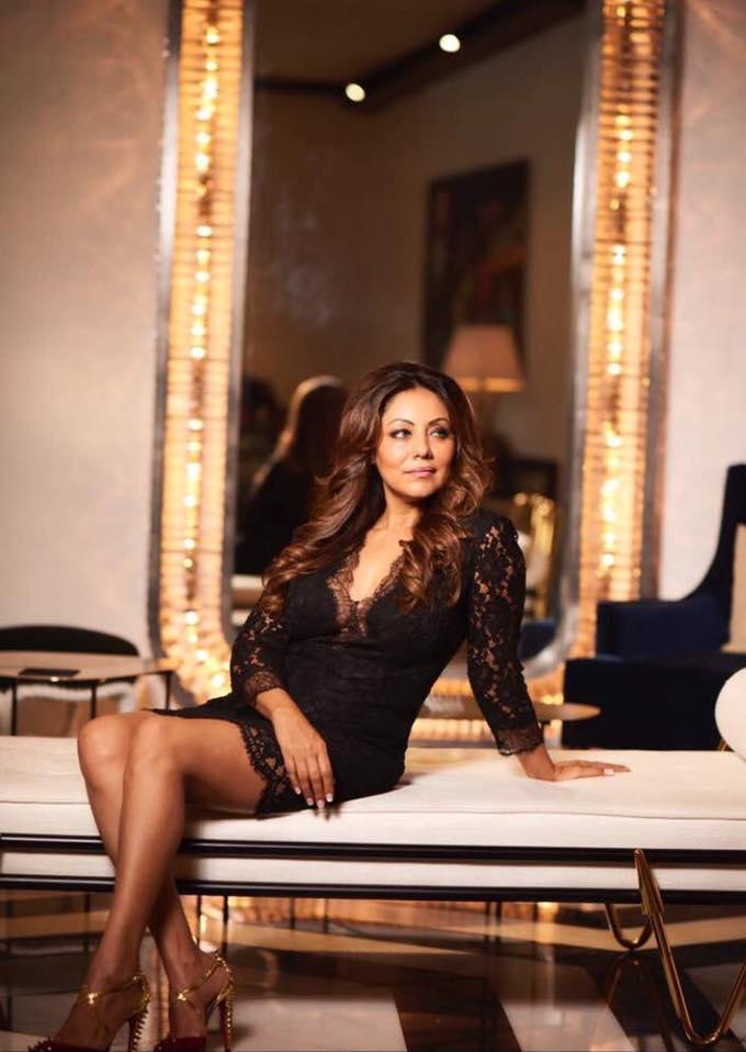 <p>Shah Rukh Khan's stunning wife is an ace interior designer and a producer too. But we are mad that despite being such good friends with Karan Johar, she never took to the silver screen. This lady is mother to two kids in their late teens and could still pass for someone in her twenties. Gauri Khan, had she decided to be an actress, would have given many headliners a run for their monies. </p>