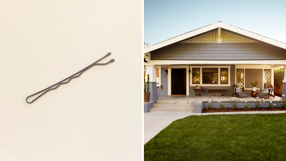 How this TikTok user plans on trading a single bobby pin for a house. Source: Getty