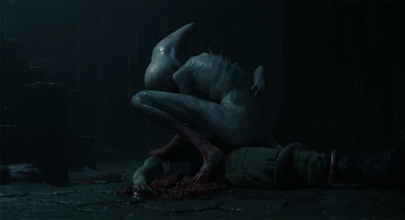 The deadly neomorph as seen in 'Alien: Covenant' (20th Century Fox)