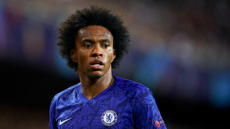 'Willian wants to finish his career at a very high level' - Chelsea star's future still up in the air, says agent
