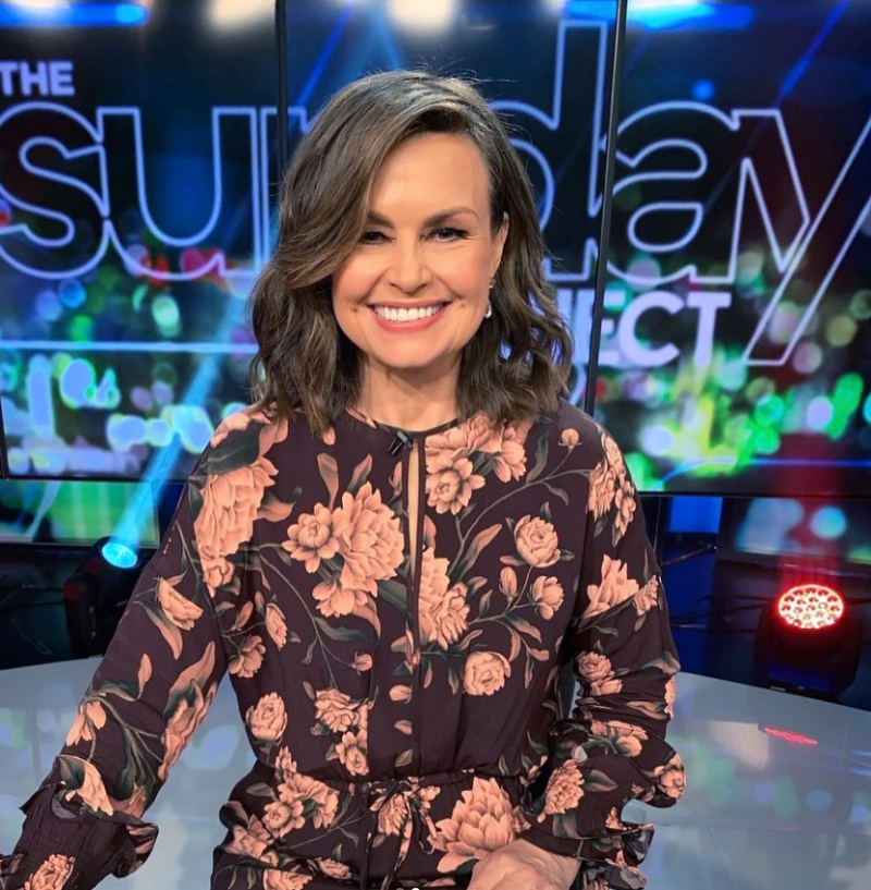 the sunday project host lisa wilkinson
