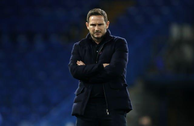 Frank Lampard was dismissed by Chelsea after just 18 months in charge
