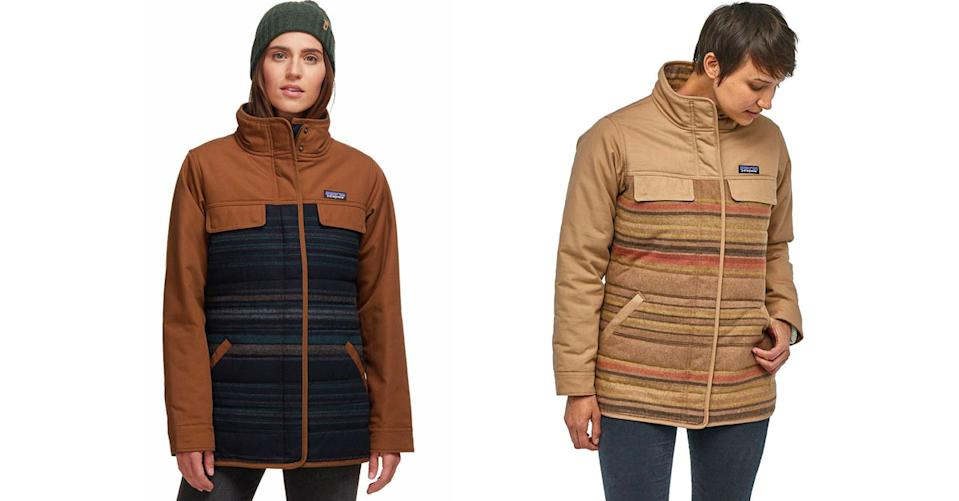 Patagonia Out Yonder Coat is up to 40 percent off. (Photo: Backcountry)