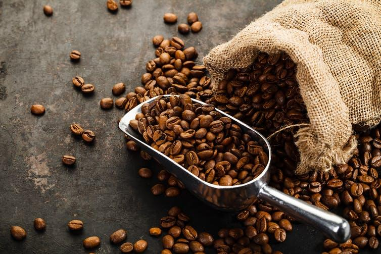 """<span class=""""caption"""">While Tate's master of coffee does not require a specific degree the job does demand a wealth of specialist knowledge and industry contacts.</span> <span class=""""attribution""""><a class=""""link rapid-noclick-resp"""" href=""""https://www.shutterstock.com/image-photo/cup-coffee-bag-scoop-on-old-326070713"""" rel=""""nofollow noopener"""" target=""""_blank"""" data-ylk=""""slk:Ilja Generalov/Shutterstock"""">Ilja Generalov/Shutterstock</a></span>"""