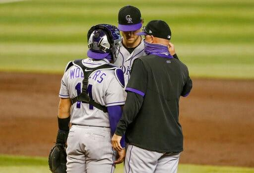 Arenado, Rockies Miss Playoffs For 2nd Straight Season