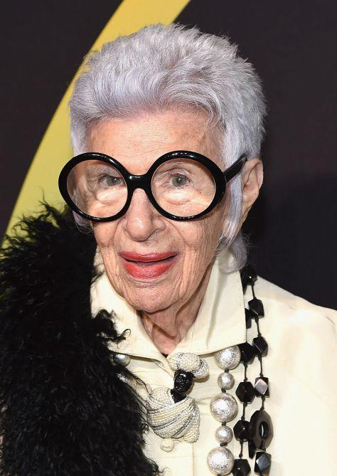 iris apfel 50 Fashion Rules to Break Right Now