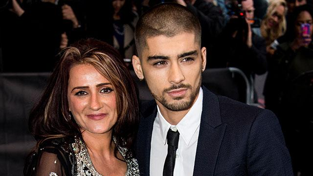 Zayn Malik Debuts Shaved Head at First Red Carpet Appearance