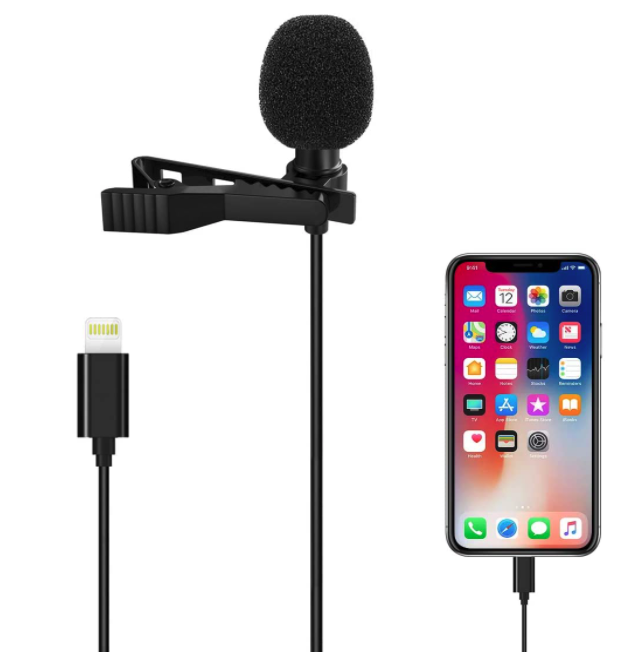 Valband Microphone for iPhone