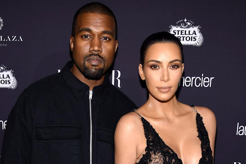 Kim and Kanye West Launch Children's Clothing Line
