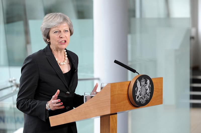 Theresa May won the votes in parliament that mattered on the Brexit trade and customs bills: EPA