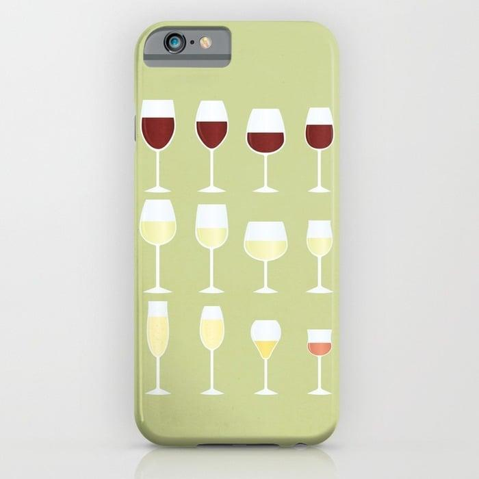 <p>They'll relate to this pretty <span>Wine iPhone Case</span> ($22, originally $36).</p>