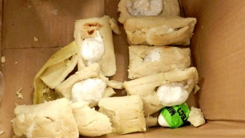 Cocaine-Stuffed Tamales Seized at Houston Airport