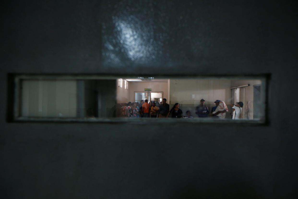 The maternity department of Felipe Guevara Rojas Hospital in El Tigre, Venezuela, on June 3. (Photo: Ivan Alvarado/Reuters)