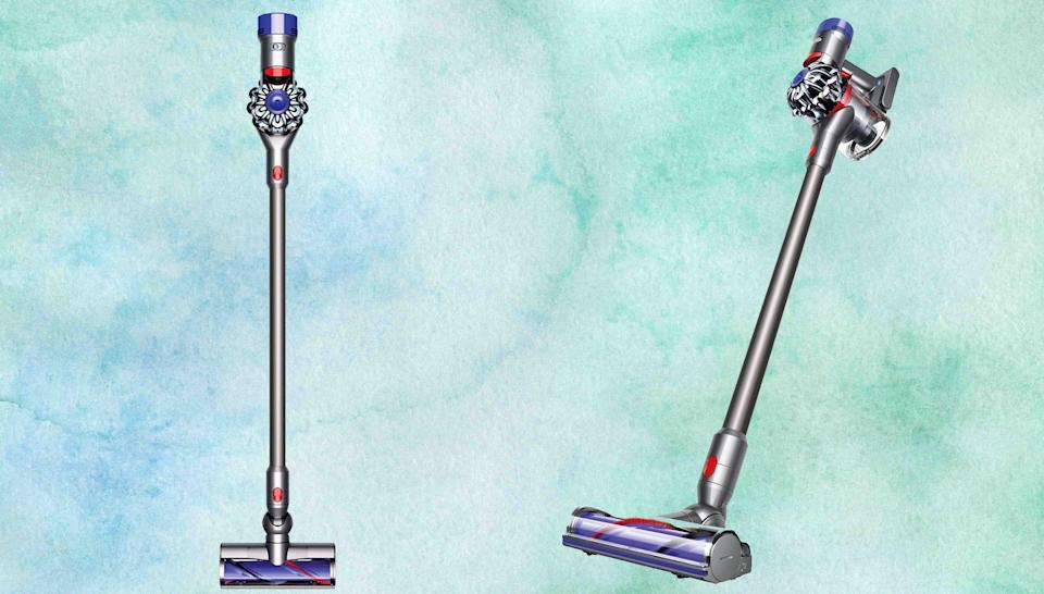 This Dyson vacuum is heavily discounted at the Best Buy Black Friday Sale in July.