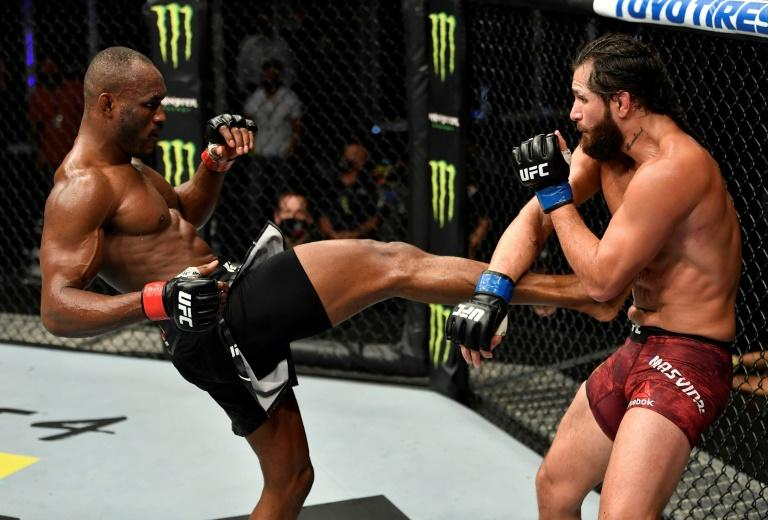Kamaru Usman, happy to pave way for emerging African mixed martial artists