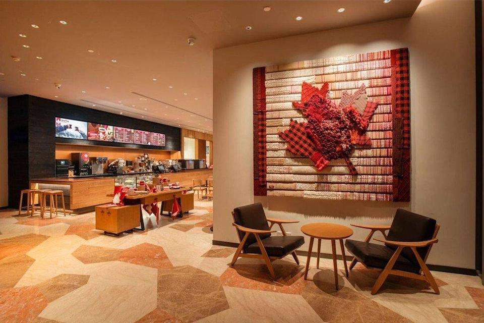 Tim Hortons China is one of the few SPAC deals to be announced since Chinese regulators announced greater scrutiny of overseas listings. Photo: Handout