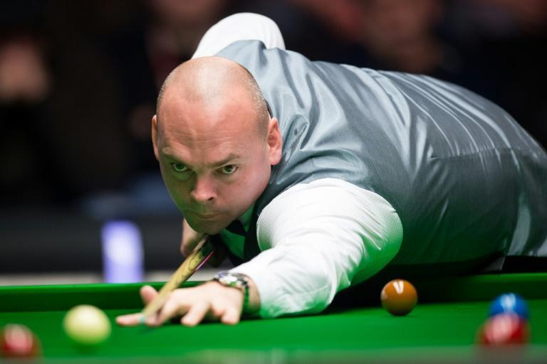 Into the last four - Stuart Bingham is one of three former title-winners in the semi-finals of this year's snooker World Championship