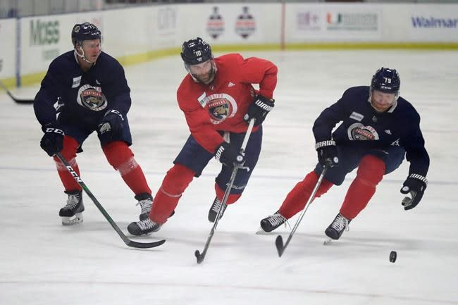 Preview: Islanders ready to face high-scoring Panthers