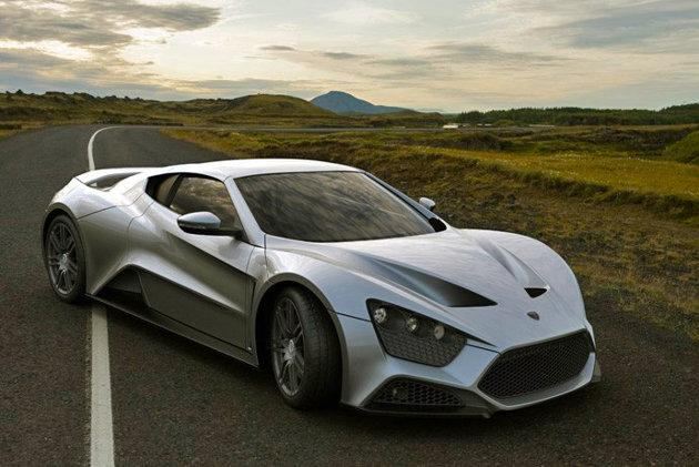 It is a Danish-made, 1,250-horsepower supercar that goes 0-60mph in 2.9 seconds and has a top speed of 233mph. It has a 7-liter, V8 engine that sports 1,050 ft-lb of torque with rear-wheel drive on 7-speed manual transmission. The entire body, and most of the trim, is carbon fiber. It weighs 3,000 pounds. Only 15 of the ST1 will be made, with three slated for U.S. showrooms.