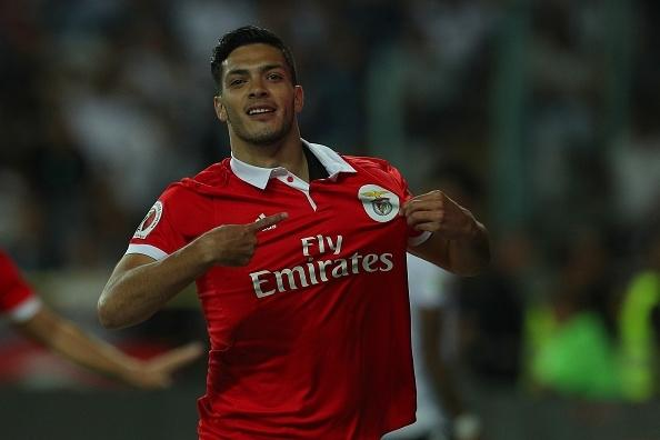 Everton will have to stump up €50m if they want Benfica's Raul Jimenez as Lukaku replacement