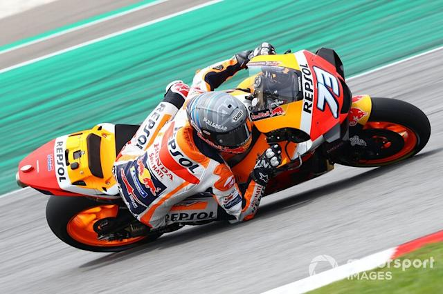 "Alex Marquez, Repsol Honda Team <span class=""copyright"">Gold and Goose / Motorsport Images</span>"