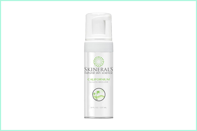 Skinerals Self Tanner Sunless Bronzer. (Photo: Amazon)
